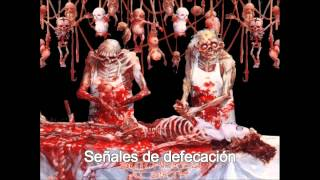Cannibal Corpse - Butchered At birth (Subtitulado Español)