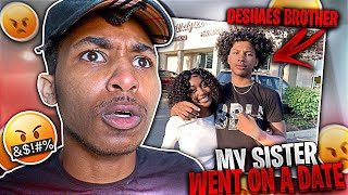 DESHAE PUT TEE TEE ON A DATE WITH HIS LITTLE BROTHER... **It's Over**