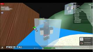 FistPump58's ROBLOX video