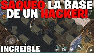 SAQUEO A LA BASE DE UN HACKER!! | LAST DAY ON EARTH: SURVIVAL | Keviin22