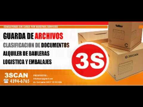 GUARDA DE MUEBLES DE OFICINA - BAULERAS - DOCUMENTOS ...