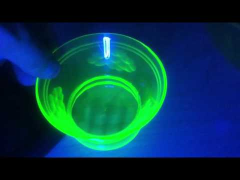Radioactive Glassware In Your House? Could Be!