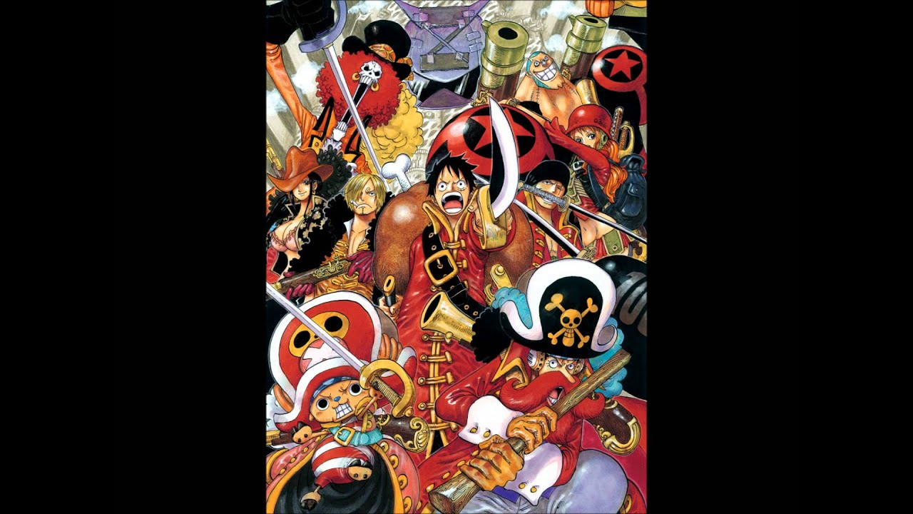02 One Piece Film Z OST Kaidou - YouTube