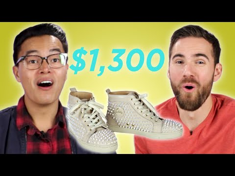 Can You Guess The Prices Of These Shoes?