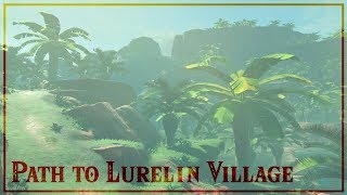 Path to Lurelin Village | Zelda Breath of the Wild | Skyball