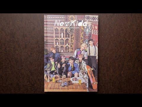 Unboxing | NewKidd Single Album Vol. 1 - NEWKIDD