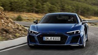 Nowe Audi R8, SEAT Leon w maskowaniu, ulep Carrery GT - #74 NaPoboczu