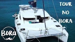 BORA #13 - POR DENTRO DO BORA! Conhecendo um Catamaran Leopard 48 thumbnail