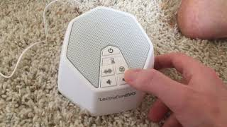 LectroFan Evo White Noise Sound Machine Ultimate Review & Unboxing