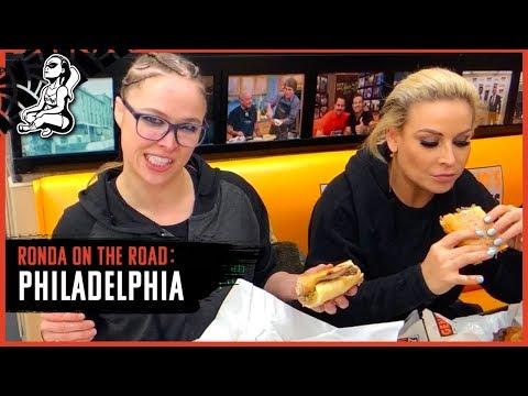 Ronda on the Road | WWE RAW Philadelphia