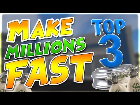 TOP 3 Ways To Make MILLIONS | ROBLOX Vehicle Simulator