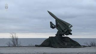 Luftvärnet övar på Gotland