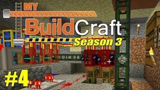 My Buildcraft S3E04 - Lots of Liquids