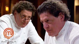 Chef Marco Pierre White's Best Moments   MasterChef Australia   MasterChef World