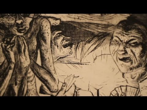 The German Expressionism Exhibit At Moma Youtube