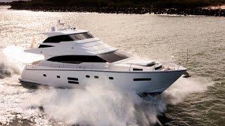 Gilman Yachts :: 65' Johnson Motoryacht 2016