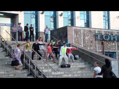 Все танцевальные флешмобы города Перми 2010-1013 гг