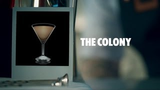 The Colony Drink Recipe - How To Mix