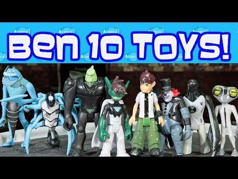 Fake Ben 10 Bootleg Toys!