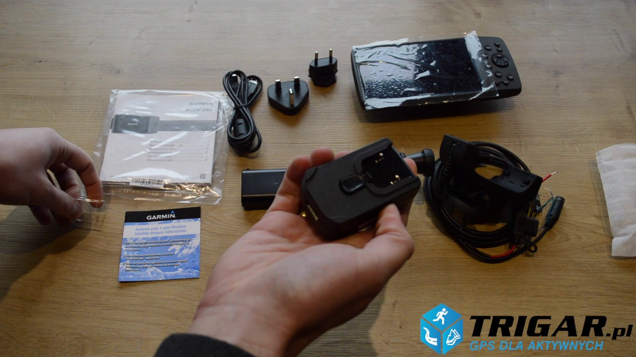 Garmin Sports Watch >> Garmin GPSMap 276CX - unboxing - YouTube