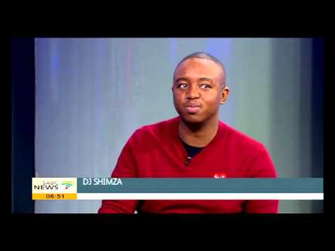 DJ Shimza on his latest release