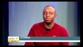 "DJ Shimza on his latest release ""Shimuzic"""