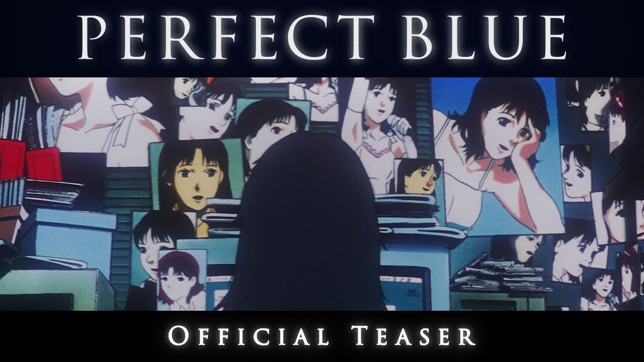Perfect Blue [Official US Trailer, GKIDS   Now available on Blu ...