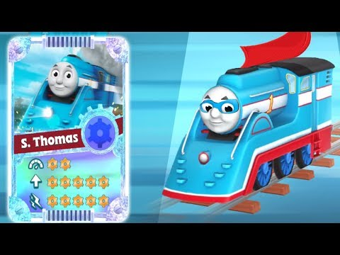 Thomas & Friends: Go Go Thomas - Super Star Racer Full Challenger - Fun Kids Train Racing Adventures