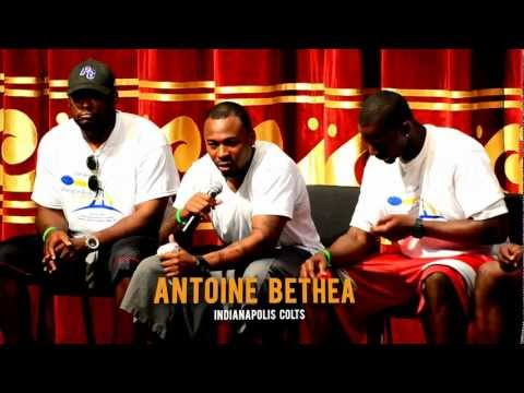 Antoine Bethea gives some insight on what it means to have a Brand Name