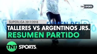 Video Gol Pertandingan Talleres vs Argentinos Juniors