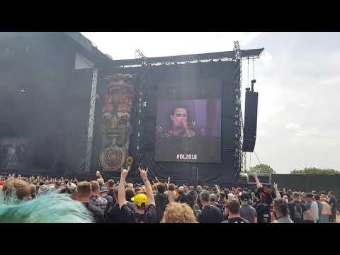 Cradle of filth Download festival 2018