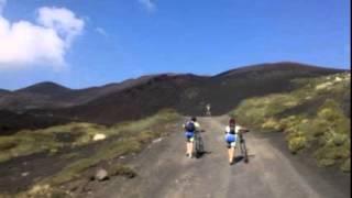 Etna Cratere  Fiume Alcantara