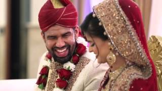 Danyaal & Sara Wedding Highlights - Happiest Groom Alive!