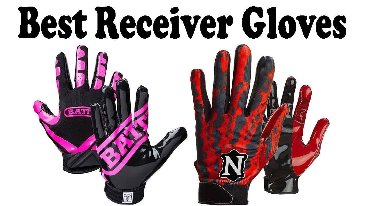 966a13dccdc3 5 Best Receiver Gloves 2018 - YouTube