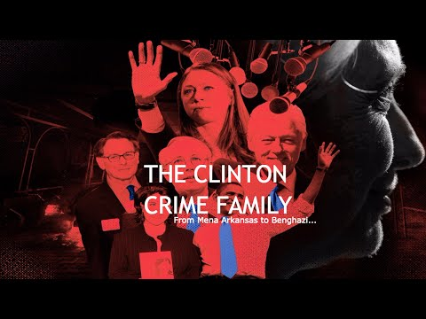 MUST WATCH - Hillary Clinton, From Mena to Benghazi: A Clinton-Scandal Primer