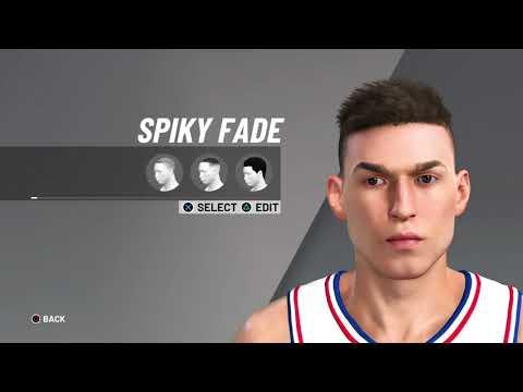 NBA 2k20 Tyler Herro Build and Facescan