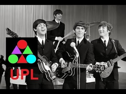 I Want To Hold Your Hand   The Beatles  Lyrics Subtitles UPL