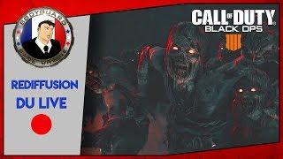 Black Ops IIII Soirée Zombies Live Détente