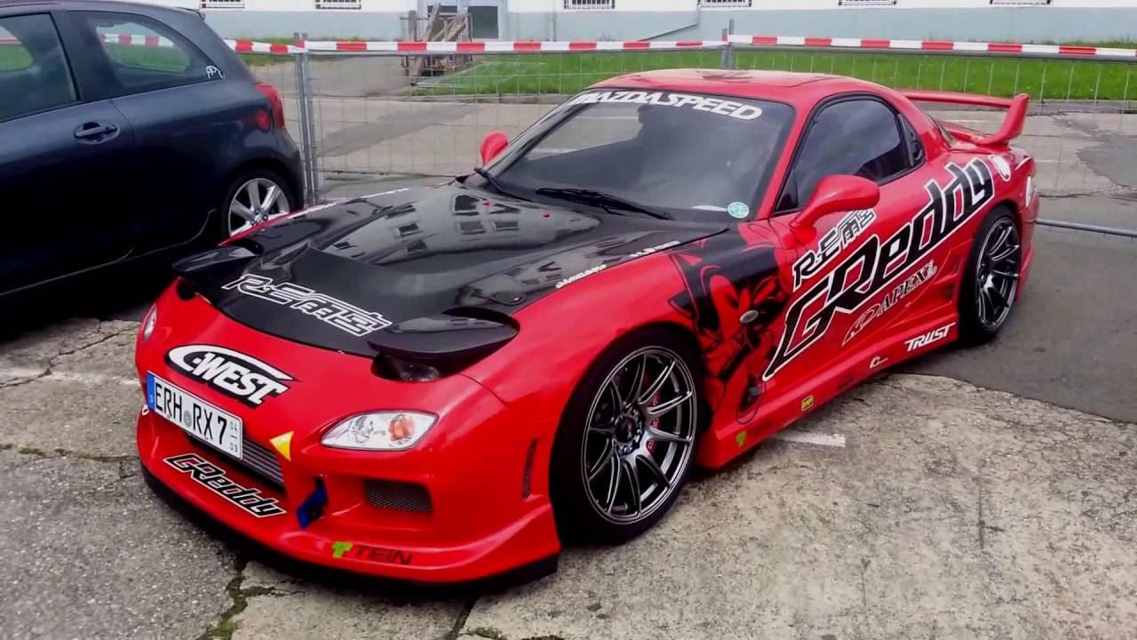 JaCaTu XI Japanese Car Tuning JDM Meet 2016 @ Speyer - YouTube