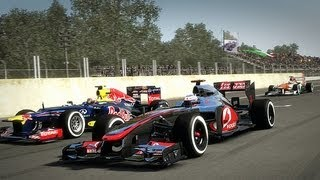 F1 2012 Game Review / First Impressions [HD Gameplay] DEMO