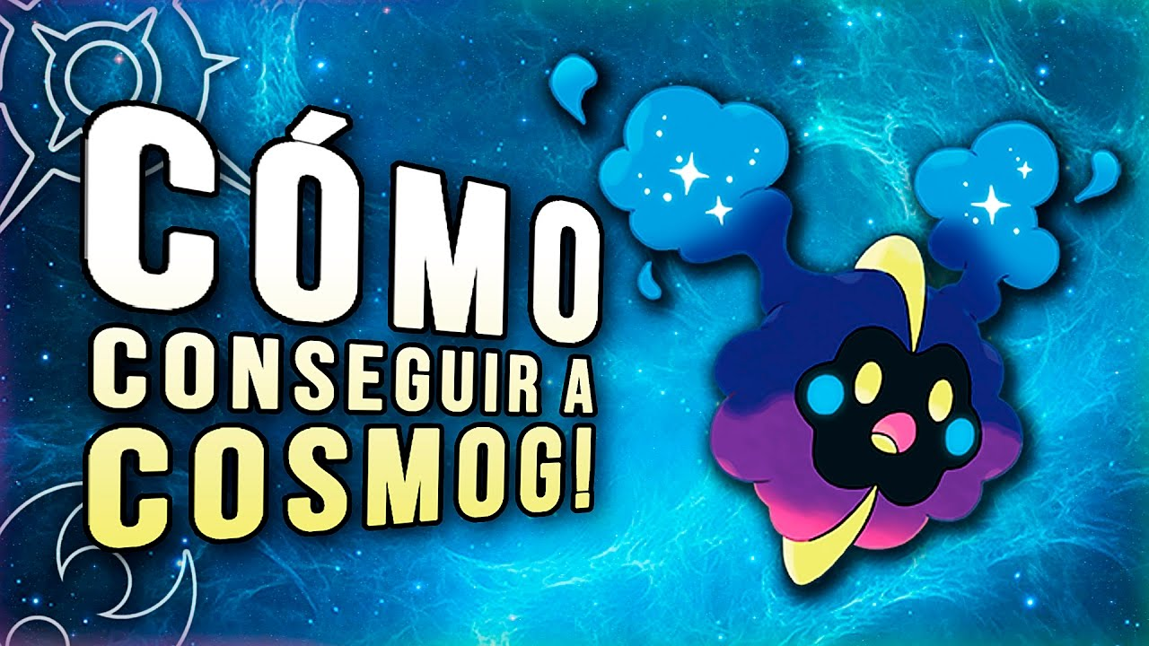 cosmog serebii how to get