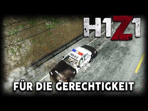 ROADRAGE MITN POLIZEIAUTO | H1Z1 010 | Mit Brokenplays |