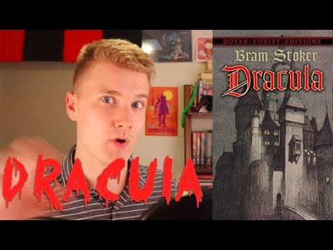 DRACULA - BY BRAM STOKER (A Book Review)