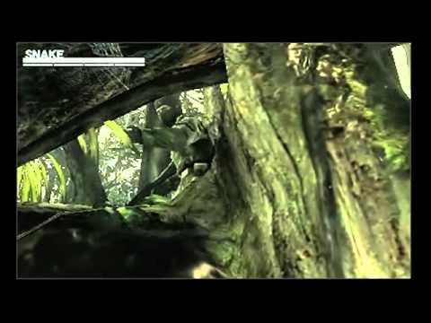 Metal Gear Solid- Snake Eater 3D Video Game Japanese Debut Trailer