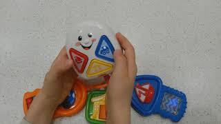 Умные ключи ???? Fisher Price ???? развивающая музыкальная игрушка для детей обзор