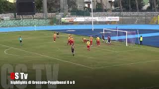 Eccellenza Girone A   Gs Tv Grosseto-Poggibonsi 0-0