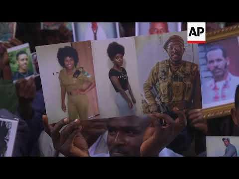 Ethiopian jews protest Israeli immigration policy