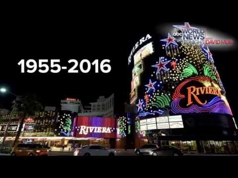 Las Vegas Riviera Casino Demolition Video