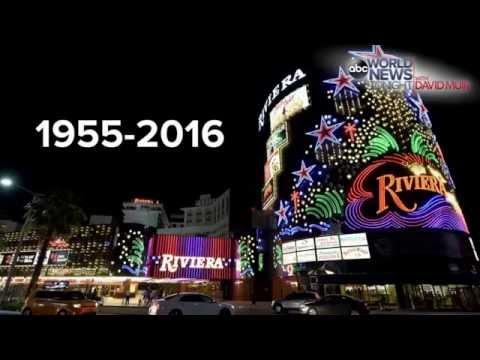 Las Vegas Riviera Casino Demolition Video