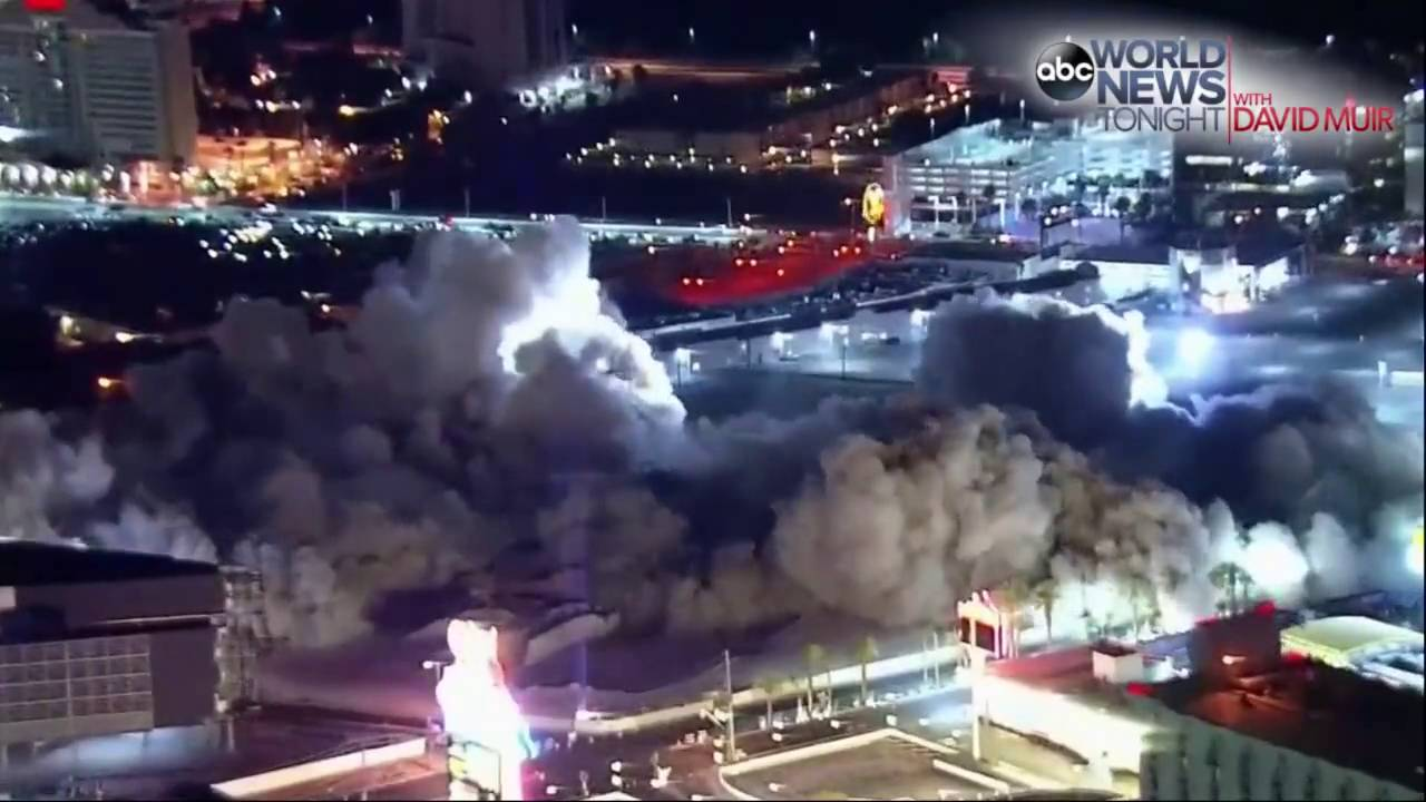 Riviera Casino Demolition